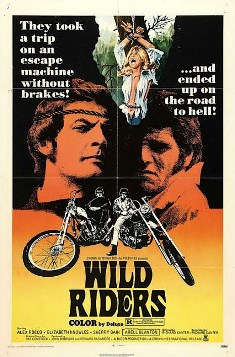 Hell on Wheels: Vintage outlaw biker movie posters   Dangerous Minds                                                                                                                                                                                 More