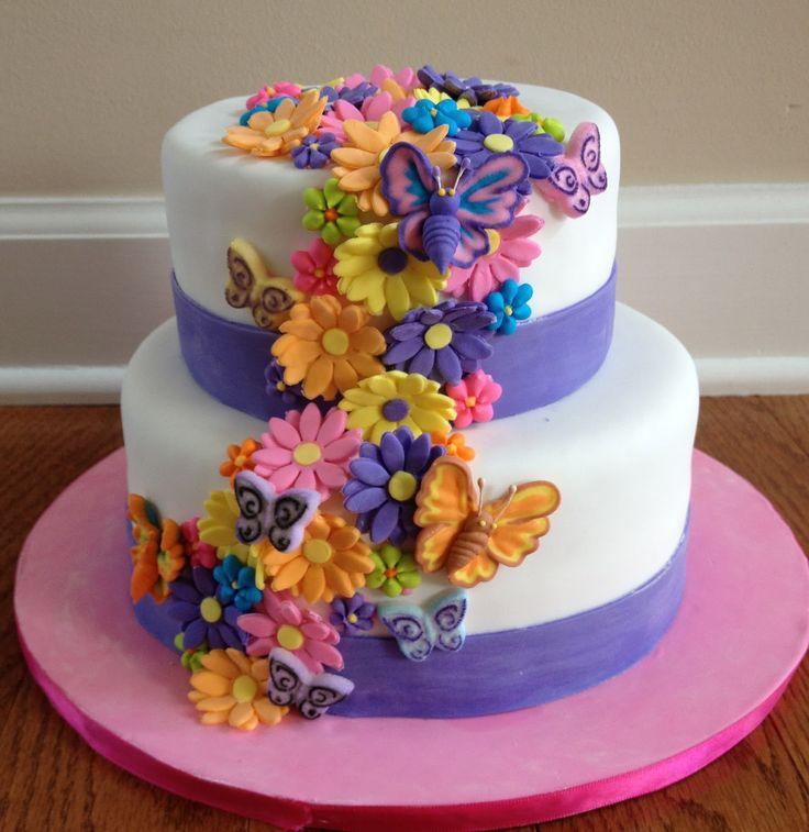 รูปเค้กน่ารักๆ รูปเค้กวันเกิด รูปเค้กน่ากินสวยๆ birthday cake photo