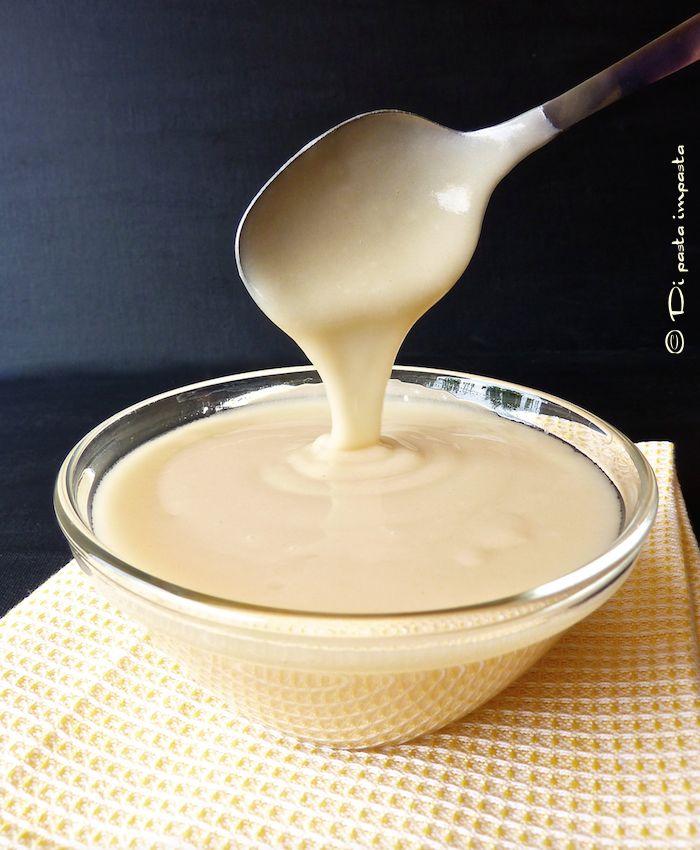 Di pasta impasta: Besciamella macrobiotica (vegan)