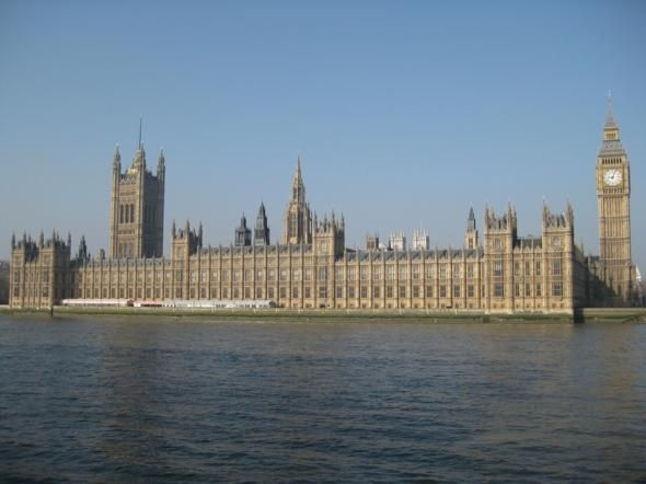 Big Ben and the Houses of Parliament, London technology