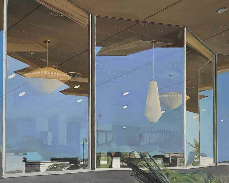 Richard Estes (b. 1932)  Storefront Reflections Miami