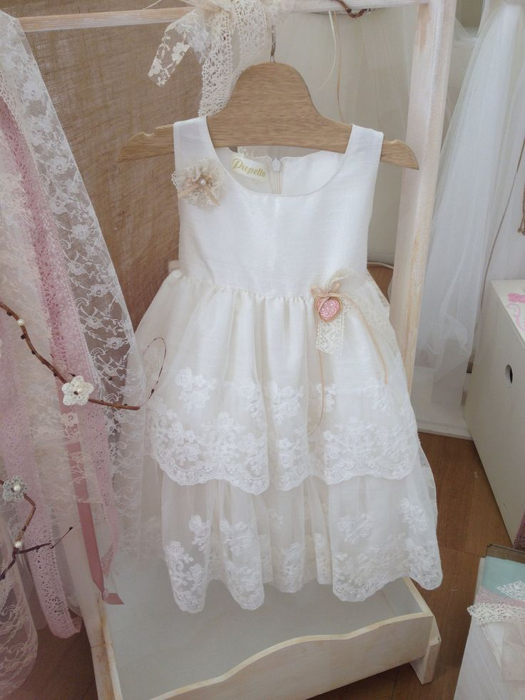 "Christening dress ""Pupetta"""