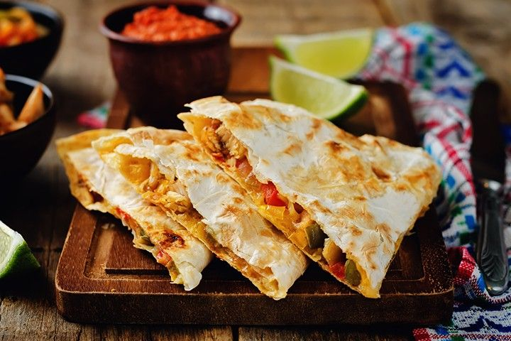 Make Quesadillas - 5 Creative Ways to Use Your Waffle Iron | The Dr. Oz Show