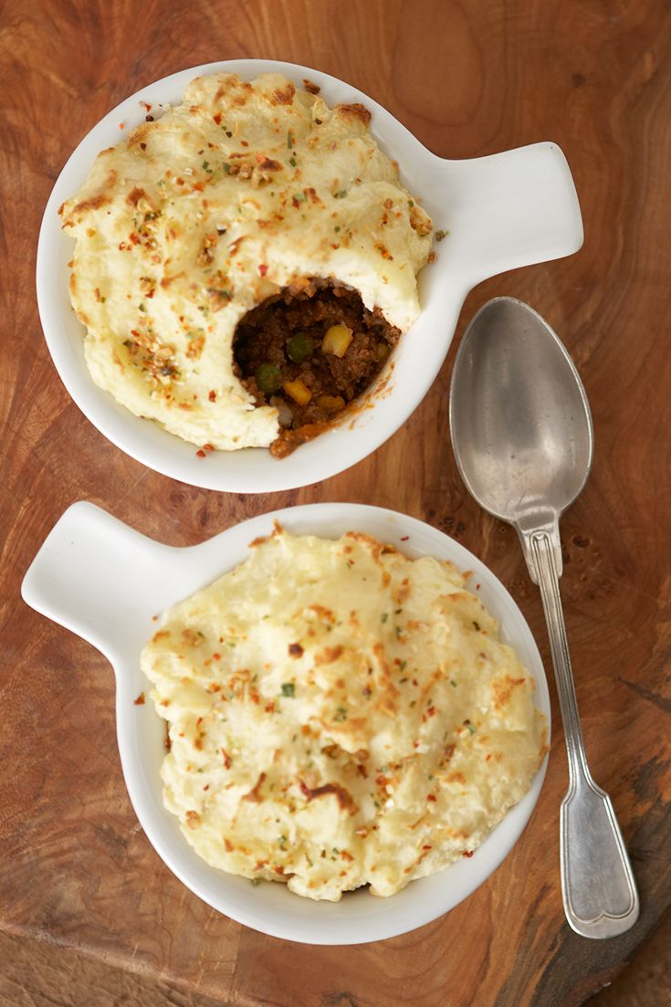 #Epicure Shepherd's Pie with Cauliflower