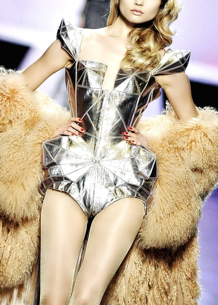 jean paul gaultier  Find more at our board: Dress Up @ pinterest.com/ShoppingFaves/dress-up/