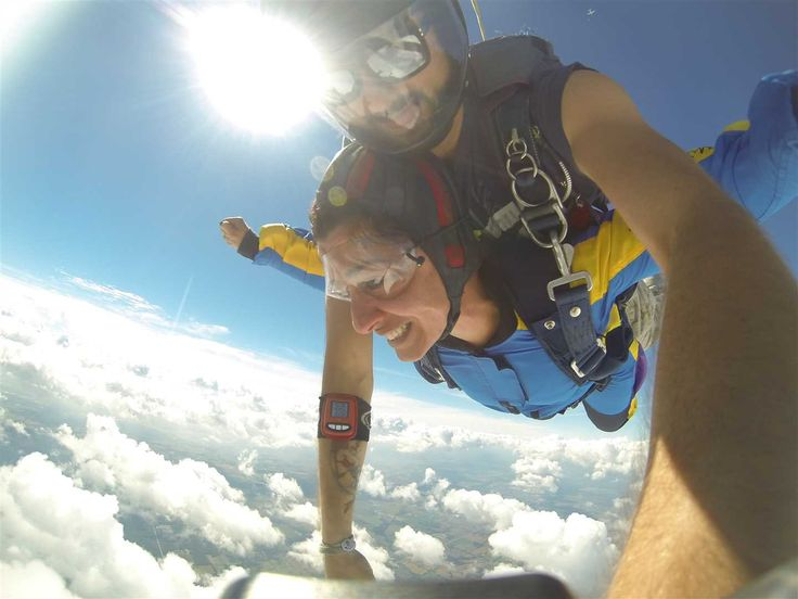 Skydiving on my bucket list Sept 18 2016. What an exhilarating experience!!