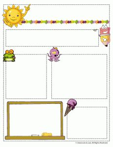 Teacher Newsletter Templates | Classroom Jr.
