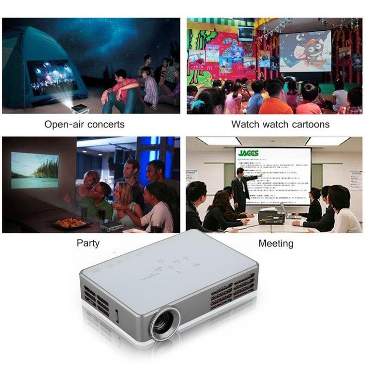 running man 96 720p projector