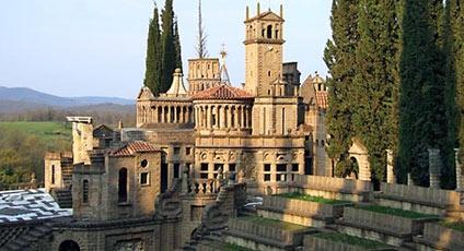 Il sogno di pietra. La Scarzuola in Umbria on www.italytraveller.com