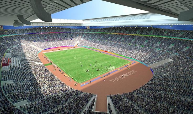 伊東豊雄建築設計事務所(日本)|二次審査対象作品|新国立競技場