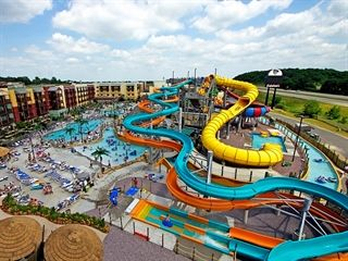 I know Justin is going to have a blast! Wisconsin Dells, Waterpark Capital of the World: Kalahari Resort Waterparks