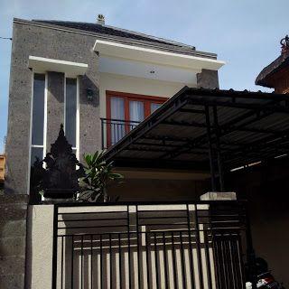 AGENT PROPERTY BALI: Di Jual Rumah Lantai 2 Baru Di Batubulan