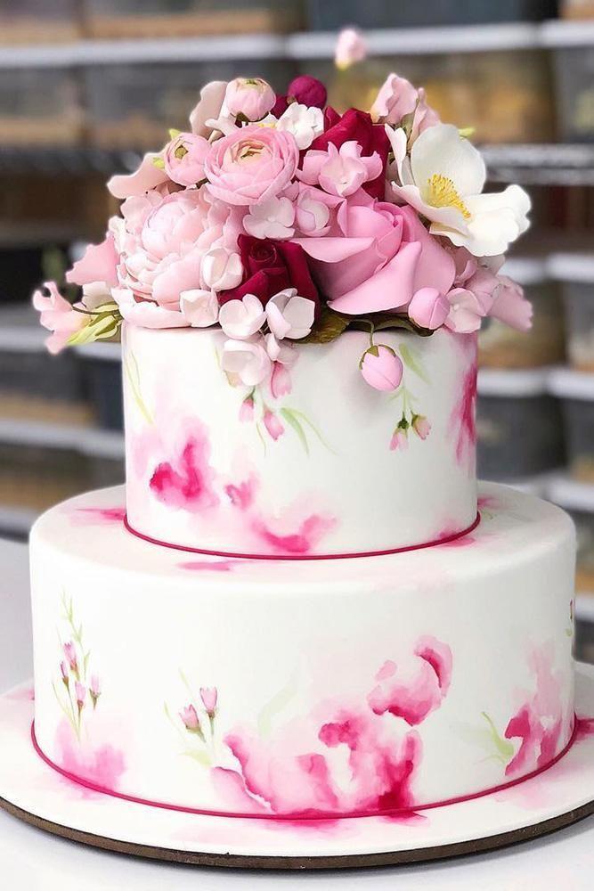 Elegant Cakes For Woman S Birthday Birthday Cake For Women