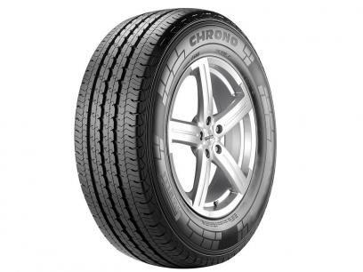 """Pneu Aro 15"""" Pirelli 205/70R15 - 106R Chrono para Van e Utilitários com as melhores condições você encontra no Magazine Raimundogarcia. Confira!"""