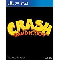 Crash Bandicoot Remastered (PS4)