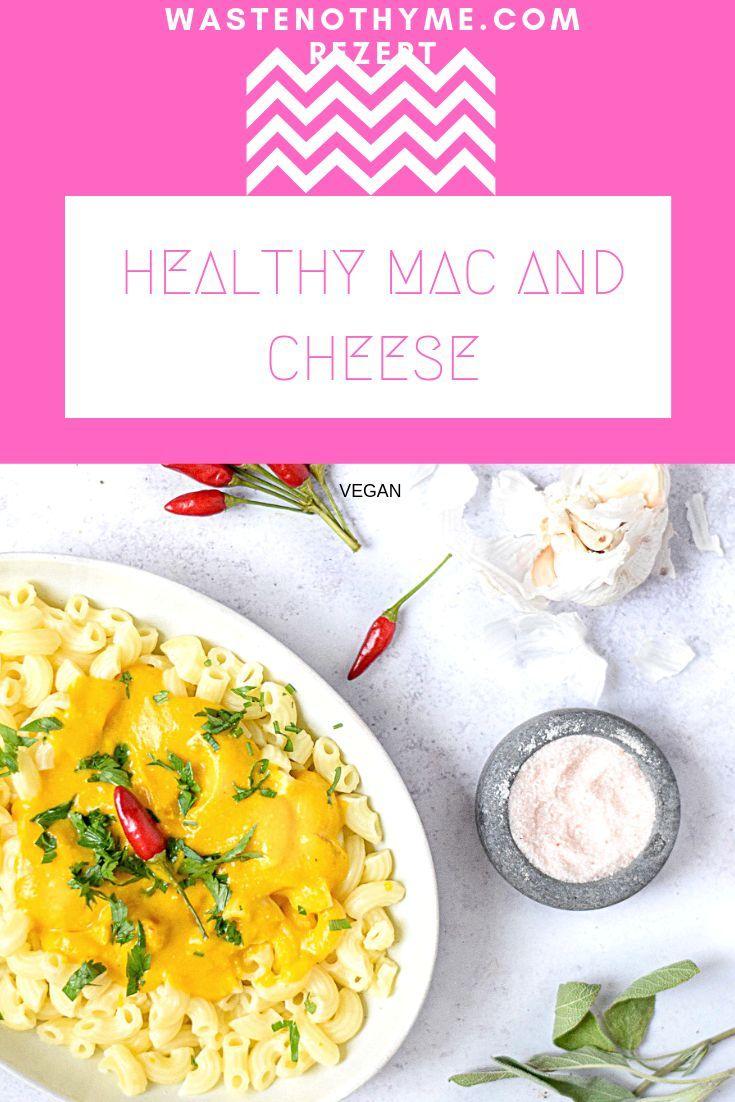 Mac And Cheese Aber Vegan Gesund Und Herbstlich Oh Yes Please Mit Diesem Rezept Gelingt Dir Das Gericht Mit Garant Rezepte Vegane Rezepte Einfache Gerichte