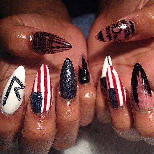 Rihanna Nails...