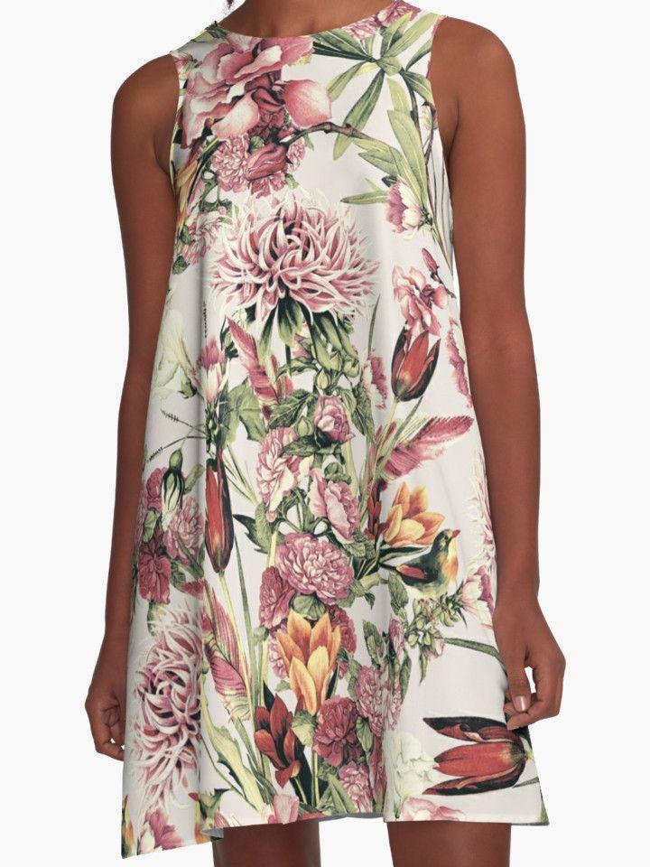 RPE FLORAL XI by RIZA PEKER #women #fashion #dresses