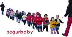Cuerda de Transporte Escolar con Cinturones 18 niños