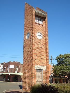 This suburb's name can be traced to James Oatley snr, watch-maker, who was transported to Botany Bay for life in 1814. Seven years later, in 1821, Governor Lachlan Macquarie granted Oatley a conditional pardon and appointed him overseer of the Town Clock for his work in installing the clock at Hyde Park Barracks. Pictured is the #Oatley #Clock Tower in Frederick Street. #mcgrathstgeorge