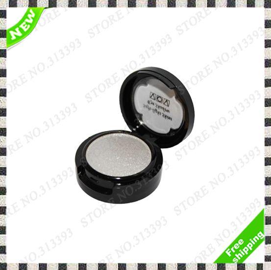 Косметика для макияжа обнаженная тени для век макияж блеск перл тени порошок блеск VOV1-Ivory белый размер комплект устанавливает 1 шт. 1 шт.