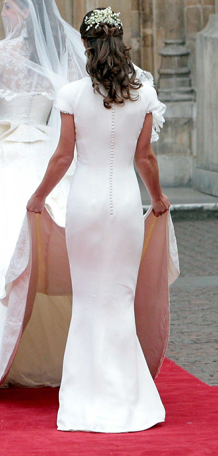 Les 25 meilleures id es concernant pippa middleton wedding for Pippa middleton wedding dress buy