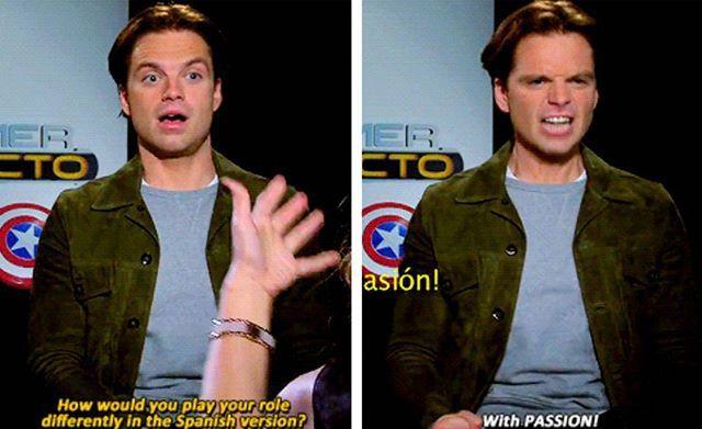 Ahahahahahaha! Great answer, Sebastian!