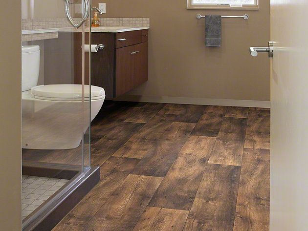 Resilient Zeus 0429v Vineyard Brown Flooring By Shaw