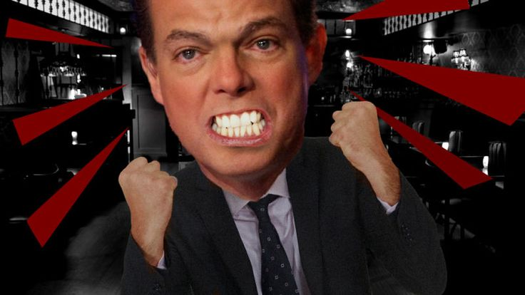 "10/22/13  MEDIA: Shepard Smith, the new director of Fox News' breaking news operation, is by far t he channel's most lovable anchor—a cuddly-if-irascible antidote to his demagoguing colleagues. Like most people on television, however, he's a lot less nice in person. Especially to waitresses.  Shepard Smith Tells Waitress: ""Get My Fucking Drink!"" BY J.K. Trotter"
