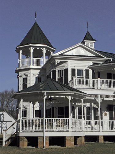 Victorian Style Homes With Metal Roofs Home Design Ideas