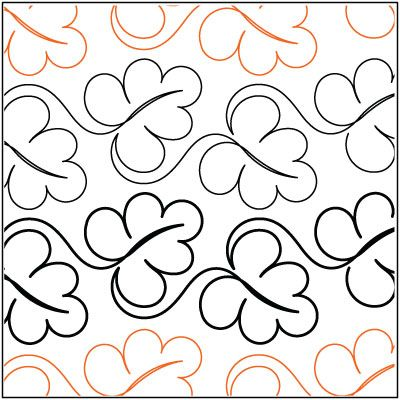 389 best Pantographs and Quilting Designs images on Pinterest ... : pantograph patterns for quilting - Adamdwight.com