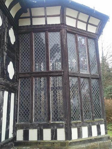 Tudor style bay windows tudor pinterest bays style Tudor style fence