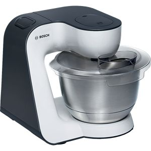 Bosch MUM52120GB MUM5 Styline Food Mixer in White and Grey  #kitchen #appliances #home #Coopelectrical #shopping