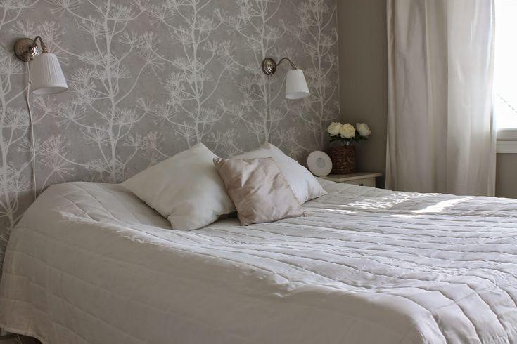 Inspiring Dreams: Makuuhuoneen muutos Tapetti: Båras