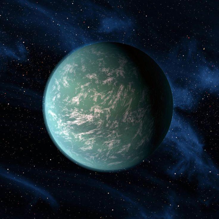 Kepler 22b.