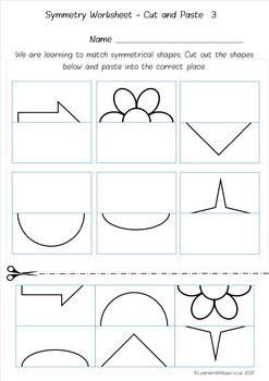 The 25+ best Symmetry worksheets ideas on Pinterest | Symmetry ...