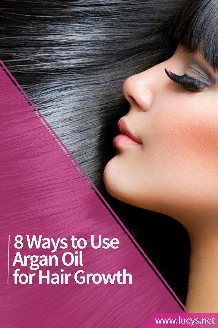 8 Ways to Use Argan Oil for Hair Growth