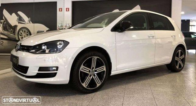 VW Golf 1.6 Sport estacionamento automático preços usados