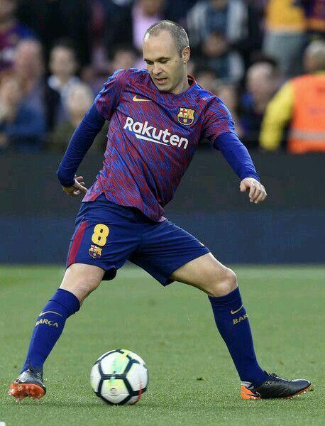 a5424acf Andrés Iniesta | FOTBALL IS LIFE | Real madrid la liga, Barcelona, Fc  barcelona