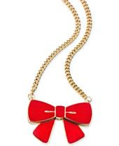 2014 Estée Lauder Charming Bow Pendant - Pleasures Solid Perfume