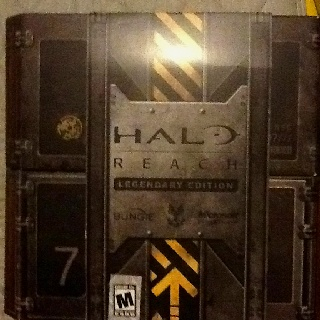 Halo: Reach Legendary Edition