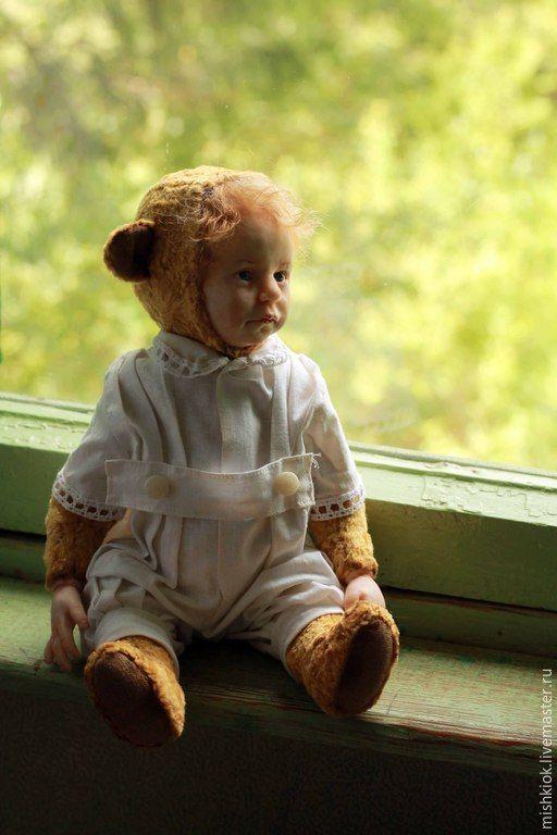 Купить Тедди-долл Малыш - тедди долл, теддидолл малыш, малыш, тедди долл медвежонок