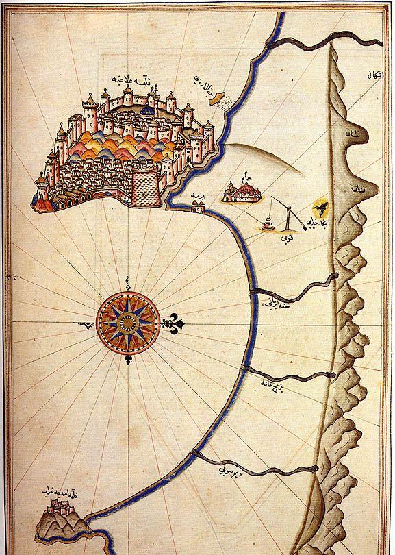 Piri Reis Map explained by Graham Hancock