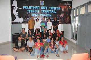 Balai Latihan Kesenian Jakarta Selatan : UPT BLK Jakarta Selatan Ke STSI Bandung Jawa Barat...