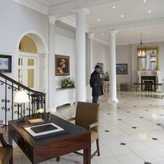 Hotels in Dublin Ireland, Hotels Dublin Ireland, 5 Star Dublin Hotels - The Merrion Hotel Ireland
