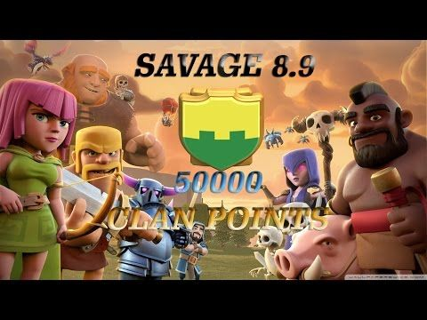 TH9 VS TH11 The Best TH9 Pushers #Savage 8.9