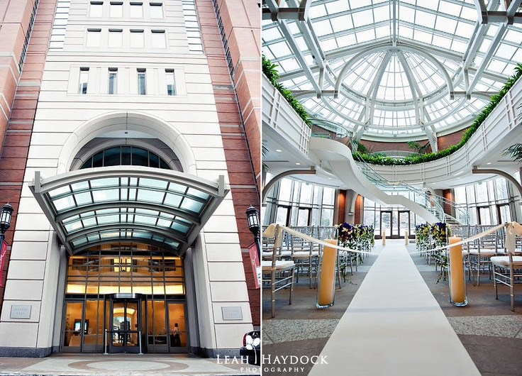 Wintergarden At Seaport East In Boston MA Perfect For A Winter Wedding With The