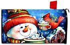 Snowman Mailbox Covers - Unique Christmas Decorations