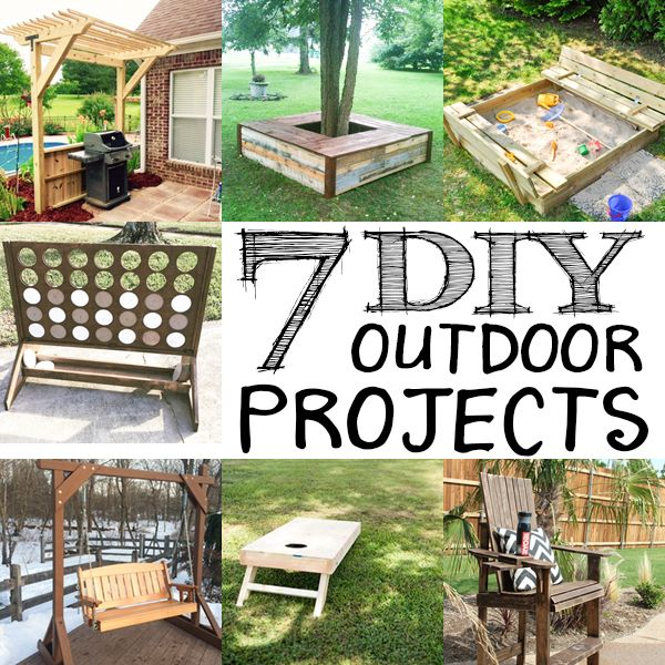 484 Best Outdoor Projects Images On Pinterest | Outdoor Life, Outdoor  Living And The Great Outdoors
