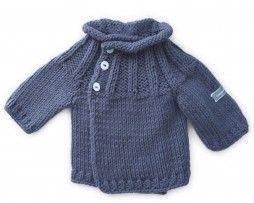 Baby-Jacke stricken